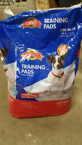 23 in x 24 in  140 Puppy Training Pads