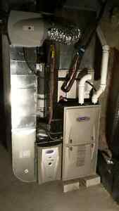 Furnaces, A/C's, Fireplaces & Water Heaters by Professional who Peterborough Peterborough Area image 2