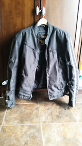 Xelement Biker's Jacket -Black XL