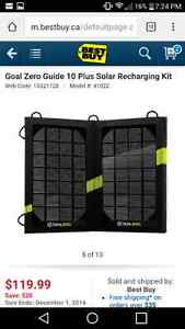 Solar panel charger  London Ontario image 1