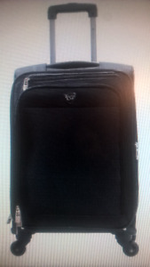 "Travelers Club 20"" 4 Wheel Spinner Carry-On Luggage"