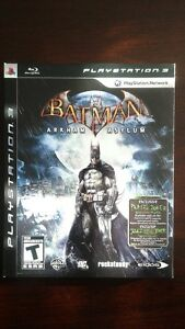 Batman : Arkham Asylum - Collector's Edtion pour PS3