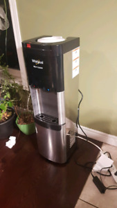 New whirlpool self cleaning stainless steel water cooler