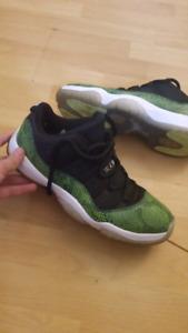 Jordan 11  size 10
