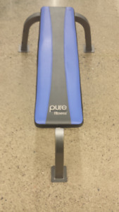 Pure fitness weightlifting bench
