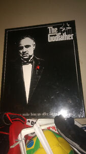 Godfather, and all Capone prints good condition.