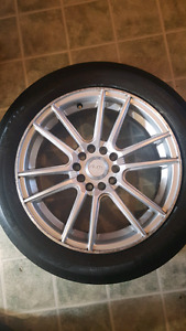 Roues 5x120