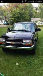 2000 Chevrolet Blazer NEGOCIABLE