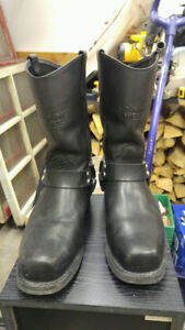 Red Wing Harness Boots