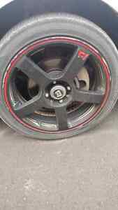 17 in rims for sale
