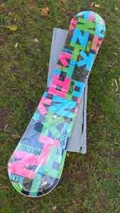 Women's / Girls Nikita Snowboard 142 cm London Ontario image 1