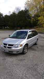 2006 Dodge Grand Caravan Stow N Go! Safety Etest