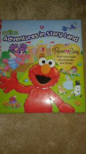 Adventures in Storyland Recordable book in excellent condition