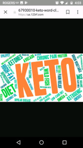 KETO ~ the way to a better you!
