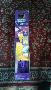 New open box Swiffer Wet Jet