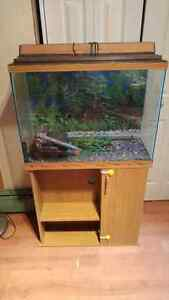 Fish tank -  reduced to $130!
