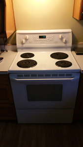 Whirlpool Coil Top Stove