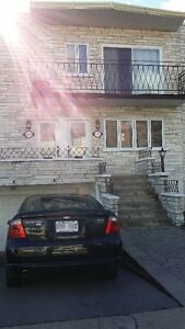 New renotated upper duplex 5 1/2 besides Angrignon for rent