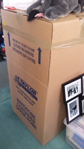 Packing Boxes - Fort Frances