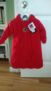 0-6 months bunting suit new w tags