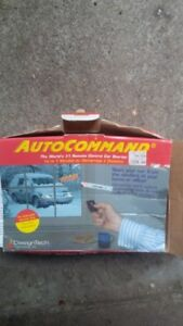 Remote Control Car Starter Kit - AutoCommand