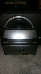 Sony Xplod Amplifier