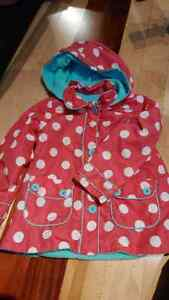 Girls spring jacket (size 4T)
