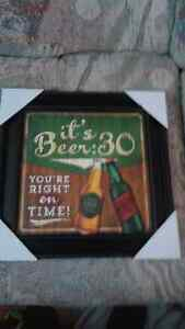 GREAT BEER SING FOR MAN CAVE NEW