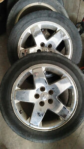 Set of rims R18
