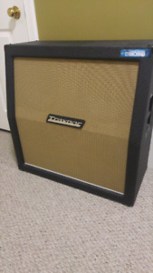 Traynor Slant 4x12 Cabinet Near Mint Condition (9.5/ 10)