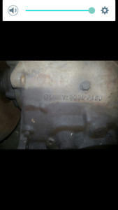 Late 1960s ford fe big block fmx. Transmission