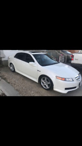 Acura TL 6 Spd Manual