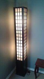 Shoji Screen Lamps