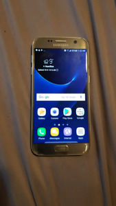 Samsung s7 works great only 250