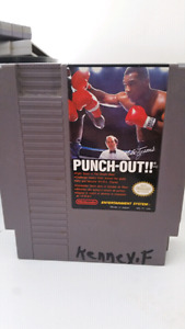 Mike Tyson punch out