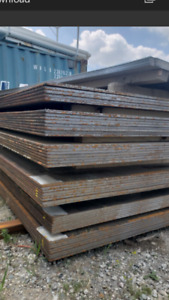 Steel plates for sale