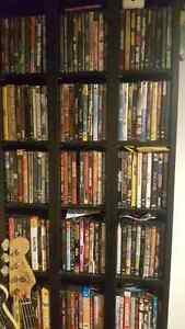 Sell/trade my whole DVD collection with ikea shelves