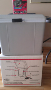 Electric cooler/warmer