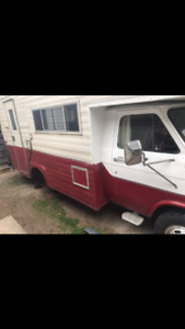 Chevy Edson Motorhome * SAFETIED*