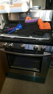 Gass stove range