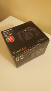 Panasonic Lumix DMC-G7 w/14-41mm F3.5-5.6 - Original Packaging