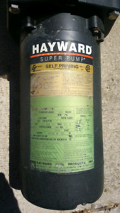 Hayward Super Pump