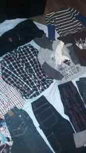 Large Lot boys  sz 7+8 brand name all for 30$ some new Kingston Kingston Area image 5