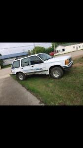 1994 Ford explorer 4x4