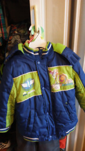 Manteau TOY STORY