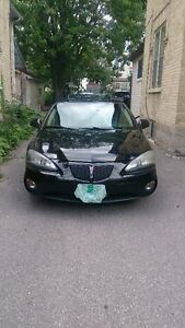 2007 Pontiac Grand Prix Leather Fully loaded Sedan Kitchener / Waterloo Kitchener Area image 2