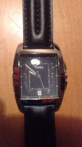 Down-sizing my watch collection !  Timex - Rectangle