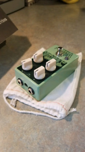 Earthquaker Westwood Translucent Drive Pedal