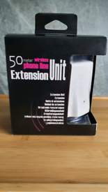 50 Meter RTX Wireless Phone Extension Unit