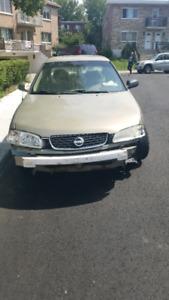 Nissan sentra 2003 negociable